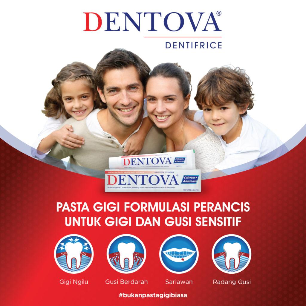 DentovaToothpaste